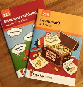Arbeitshefte Deutsch