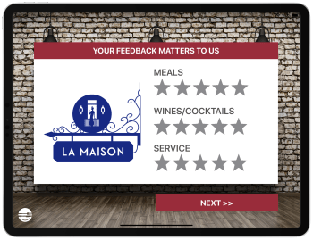 Customer Satisfaction Feedback Collection Restaurants Hotels