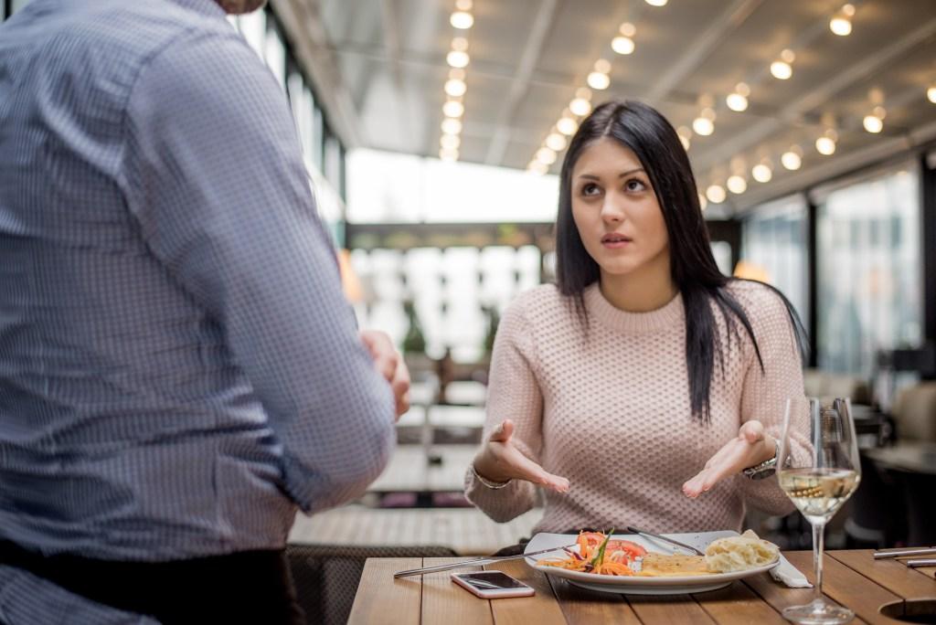 Avis clients feedback restaurant