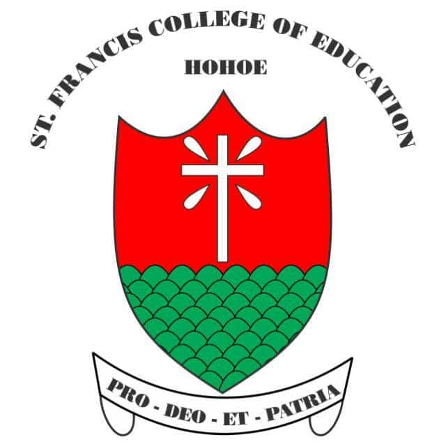Vacancy announcement! St. Francis College of Education, Hohoe.