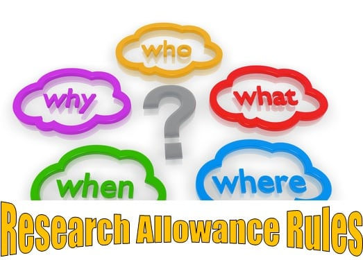 ARTICLE: TOUCH NOT MY ANOINTED: B&R Allowances in Colleges of Education and Matters arising….