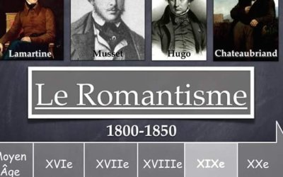 COURS SUR LE ROMANTISME
