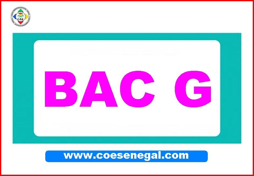 Bac G
