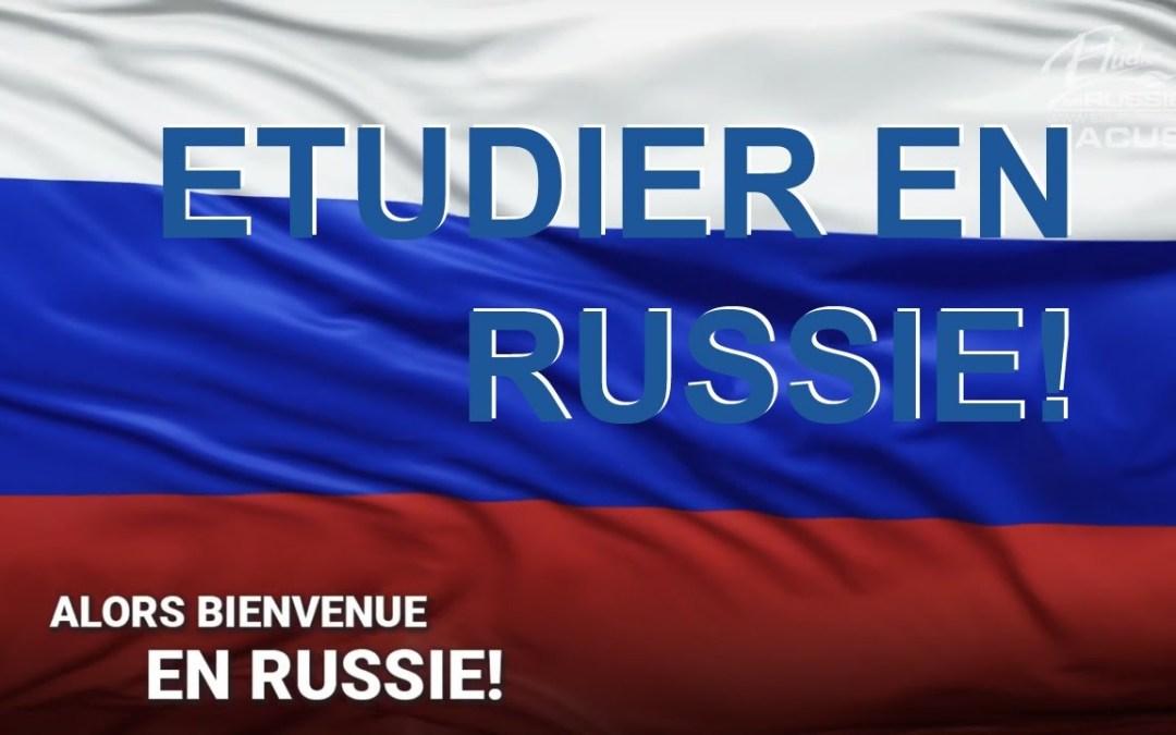 Etudier en Russie