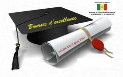 COMMUNIQUE  _  BOURSES D'EXCELLENCE