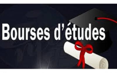 Les offres bourses d'études disponible du 13 Janvier 2021