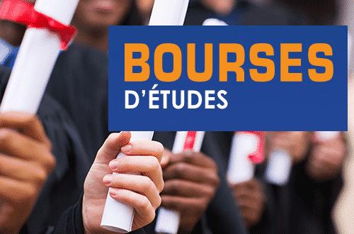 Les offres bourses d'études disponible du 23 Janvier 2021