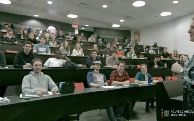 Bourses de doctorat et de maîtrise -École Polytechnique de Montréal (Poly), UdeM