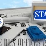 Résumé des Offres emplois et de stages disponibles du 26 Avril 2021