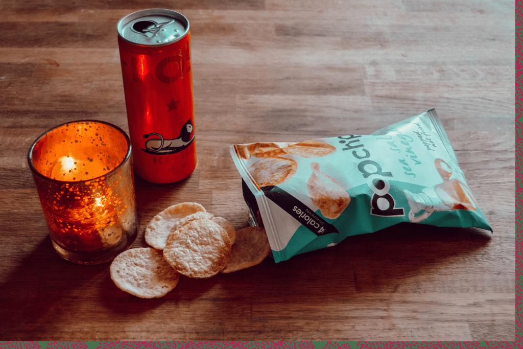 Un apéro Snackies avec des chips saines