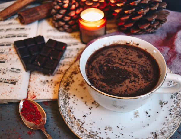 La vraie recette du chocolat chaud avec une pointe de piment