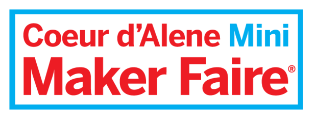 Coeur d'Alene Mini Maker Faire logo