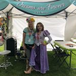 Heather & Lilah Roberts with Dreams are Forever Events