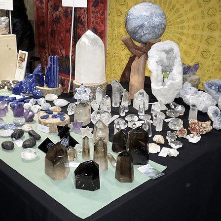 Theme mineral 7 pierres