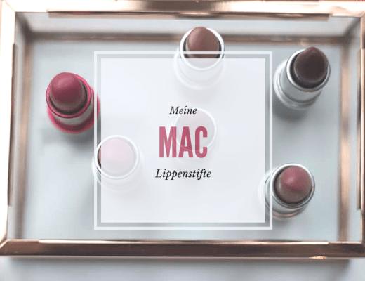 MAC Lippenstifte Titel - coeurdelisa