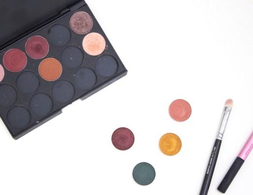 Makeup Geek Lidschatten Palette - coeurdelisa