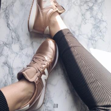 New Balance Schuhe Monatsrückblick