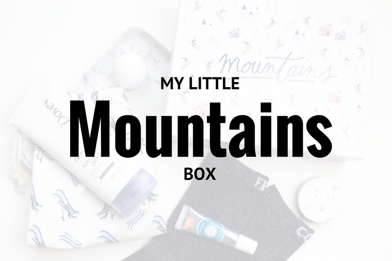 My Little Mountains Box Titel