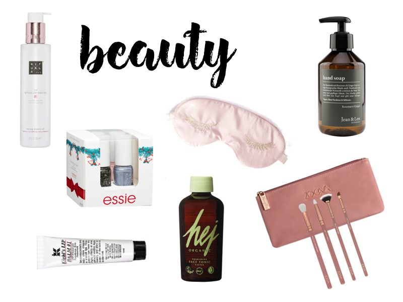 giftguide beauty