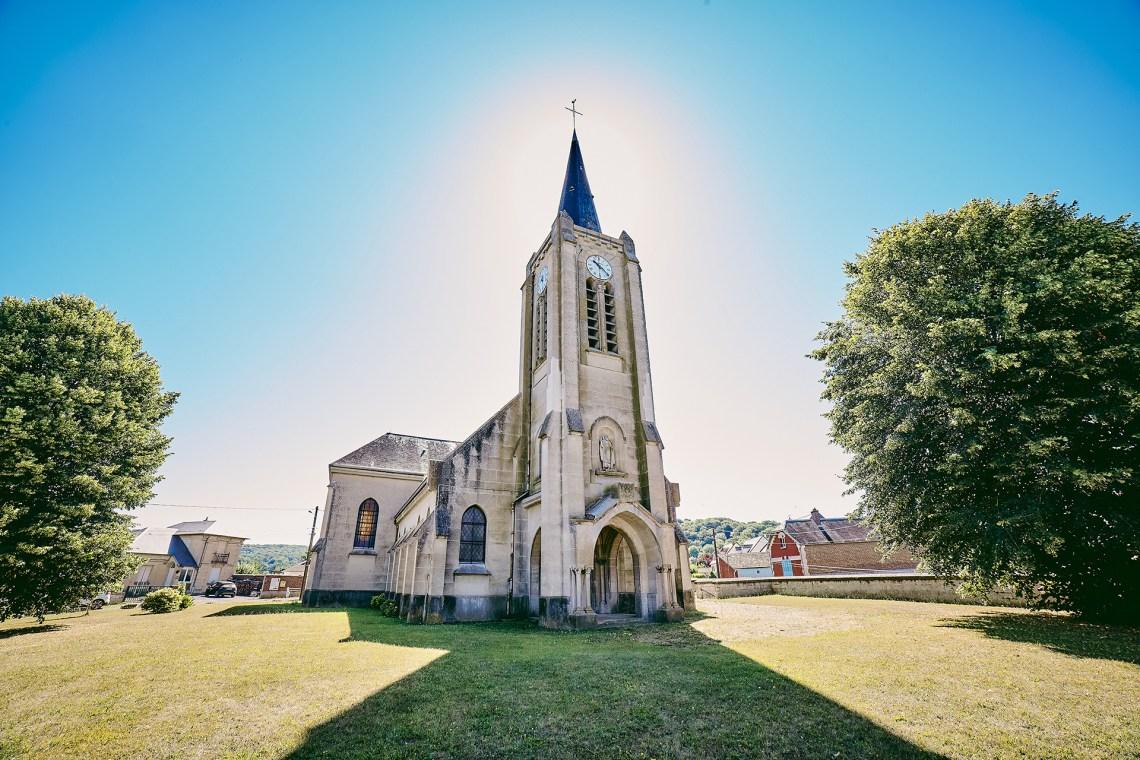 Eglise Barisis-aux_bois
