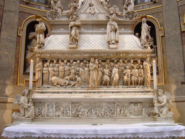 Sepulcro de santo Domingo