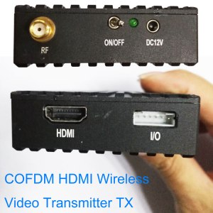 HDMI COFDM Wireless Image Video Transmission transmitter Transceiver