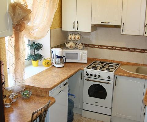 Идеи для малогабаритной кухни - реальный дизайн с фото в ...