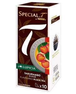 blended by LUPICIA さくらんぼ