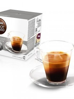 Kavos kapsulės 16 vnt. Nescafe Dolce Gusto ESPRESSO BARISTA Nr.42