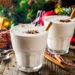 how to make eggnog lattes