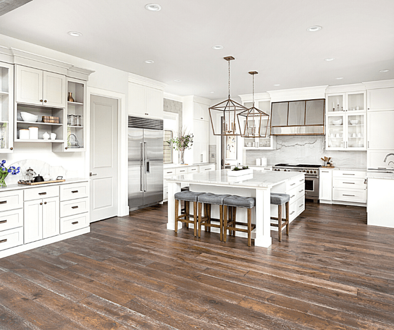 how to properly clean wood floors