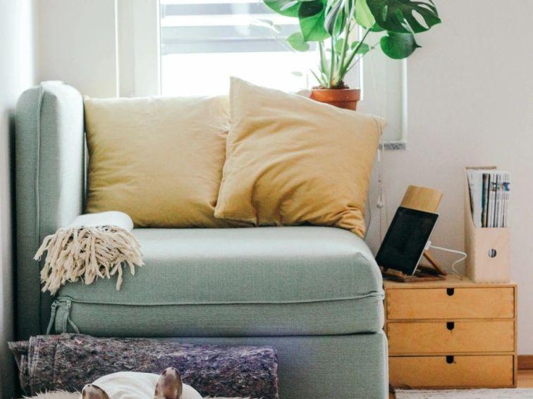 my minimalist home