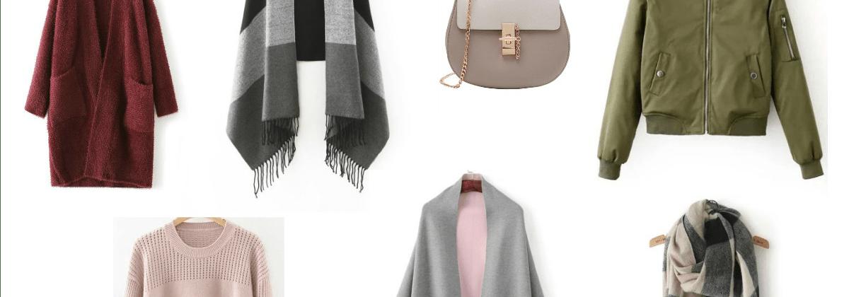 Fashion Trends A/W 2016-17