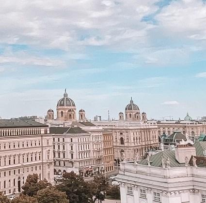 #viennacalling – Unsere #WeltreiseInWien