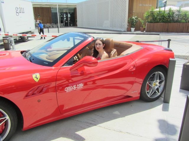 A luxury experience day in Barcelona