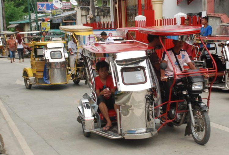 Tricycle, Mindoro, Philippines