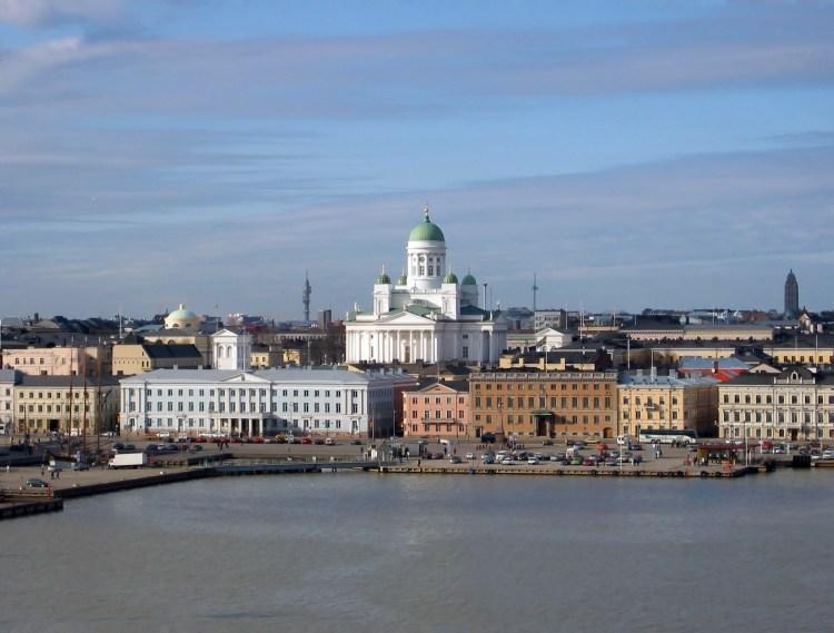 Helsinki | ©Mikko Paananen / Wikimedia Commons