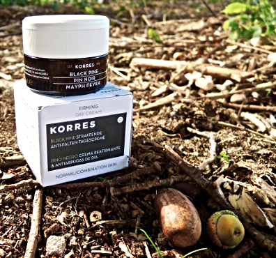 Currently Loving: Korres Black Pine