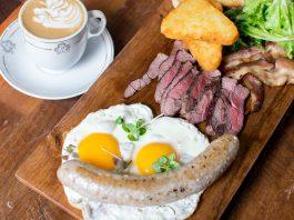 The Tuckshop-Breakfast for Champions