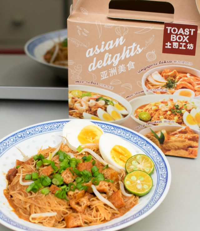 Toast Box Asian Delights Ready-To-Cook Pastes