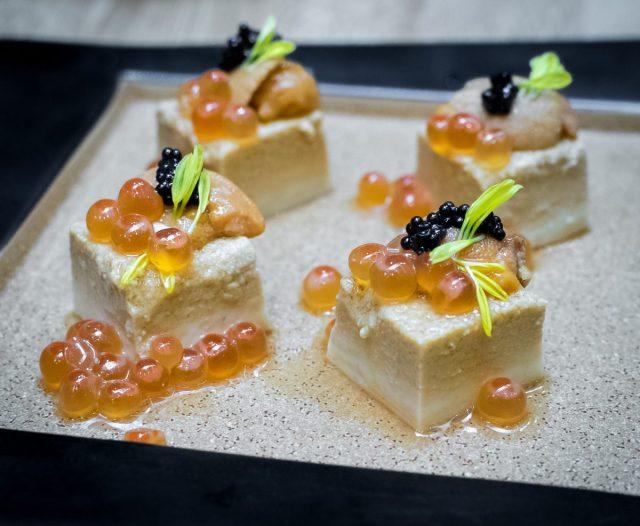 Orchard Central - En Sakaba - Jikasei Ankimo Tofu