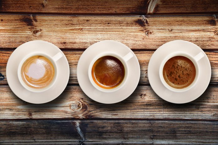 Coffee brewing techniques. What's the difference?