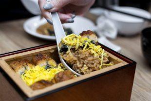 Japan Foods Garden — Unagi Seiro Mushi