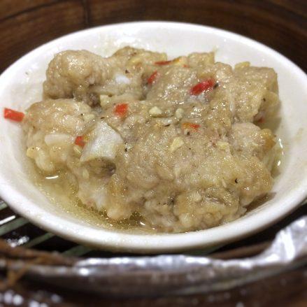 Yum Cha — Steamed Pork Ribs with Garlic