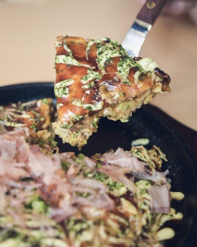 Misato — Okonomiyaki