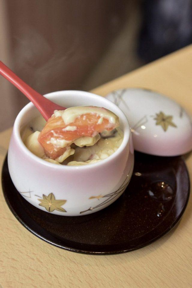 Misato — Chawanmushi