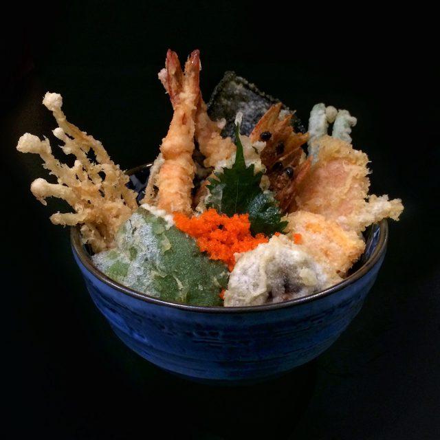 Kogane Yama — Rice Mixed Bowl