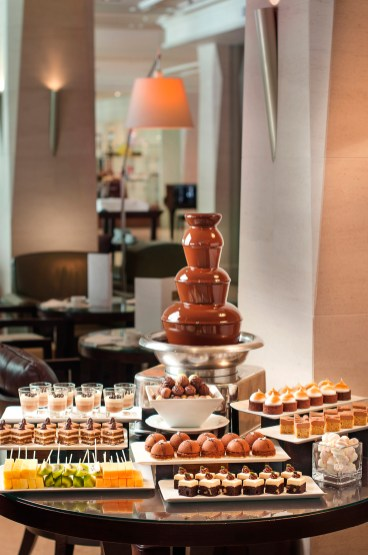 L'Espresso Chocolate Fountain