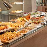 L'Espresso English Afternoon Tea Buffet Spread
