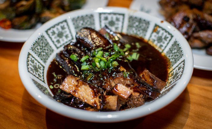 The Salted Plum — Braised Pork Belly (Lu Rou)